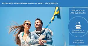 66è anniversaire de Costa Croisières