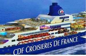 CDF Croisieres de France