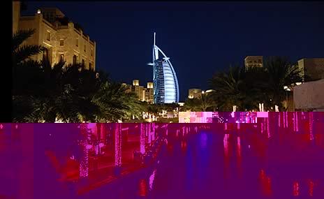 croisieres Dubaï