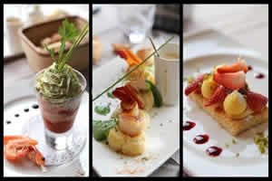 La gastronomie en mer
