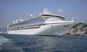 Sapphire princess
